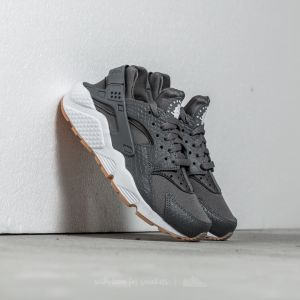 Nike W Air Huarache Run SE Dark Grey/ Dark Grey-Gum Yellow