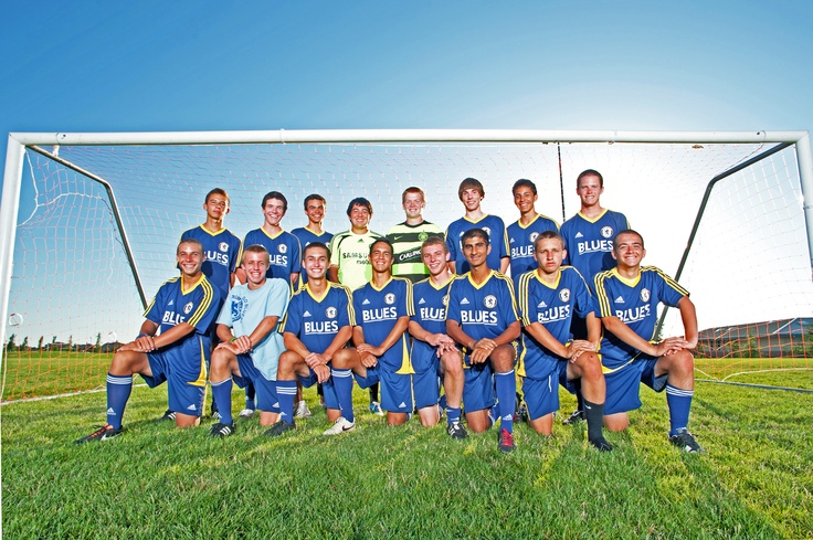 Blues soccer club [Courtesy of Michael Smith Photography]