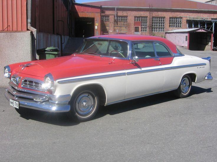 Chrysler New York st Regis 1955 SOLD