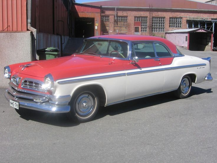 Chrysler New York st Regis 1955 SOLD
