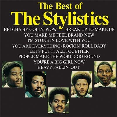 The Stylistics.  Their music will always remind me of my papa