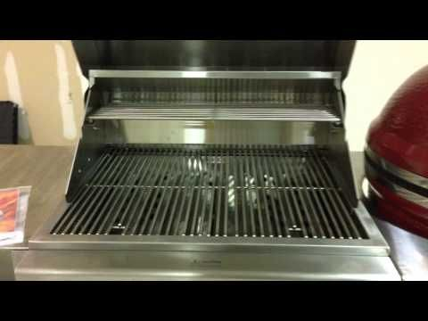 Look inside the Kamado Combo Joe - Gas Grill and Ceramic Grill Combo at ...