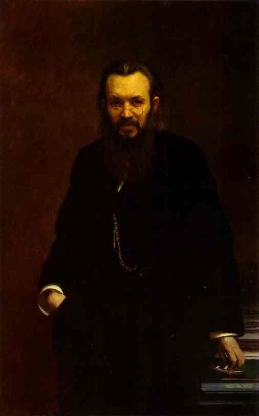 Alexey Suvorin. (1881)