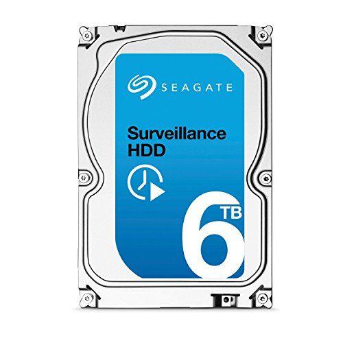 Seagate  interne Festplatte 6 TB HDD  7636490062643