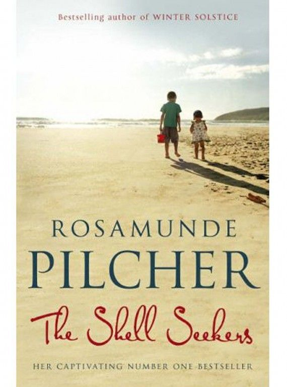 The Shell Seekers by Rosamunde Pilcher, One of my ALL TIME favourite books, I read it once a year