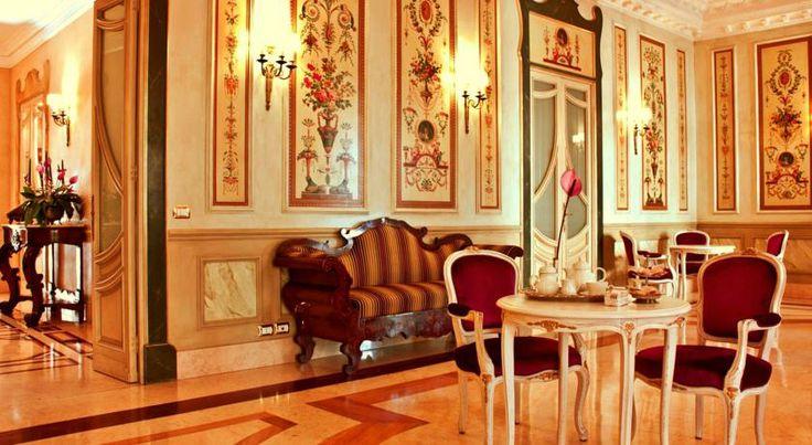 Hotel Villa del Bosco , Catania, Italië