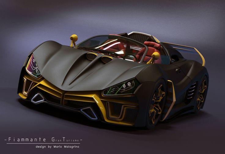 Parsec 30T - Design by Mario Malagrino
