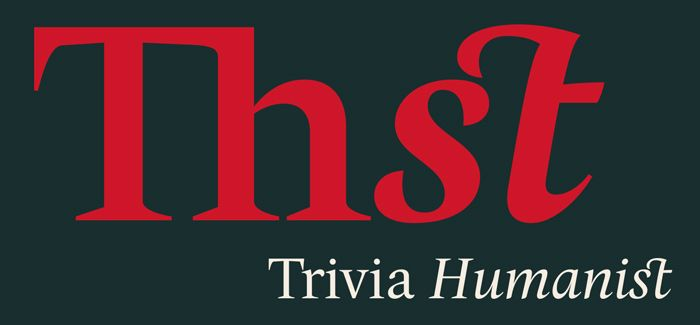 """Trivia Humanist font family - """"not too light and not too dark"""""""