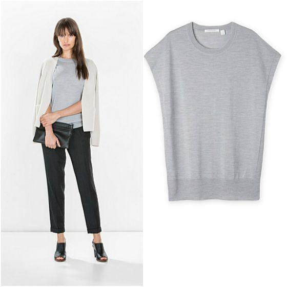 Trenery merino knit t-shirt autumn winter 2016 fashion trends to wear now