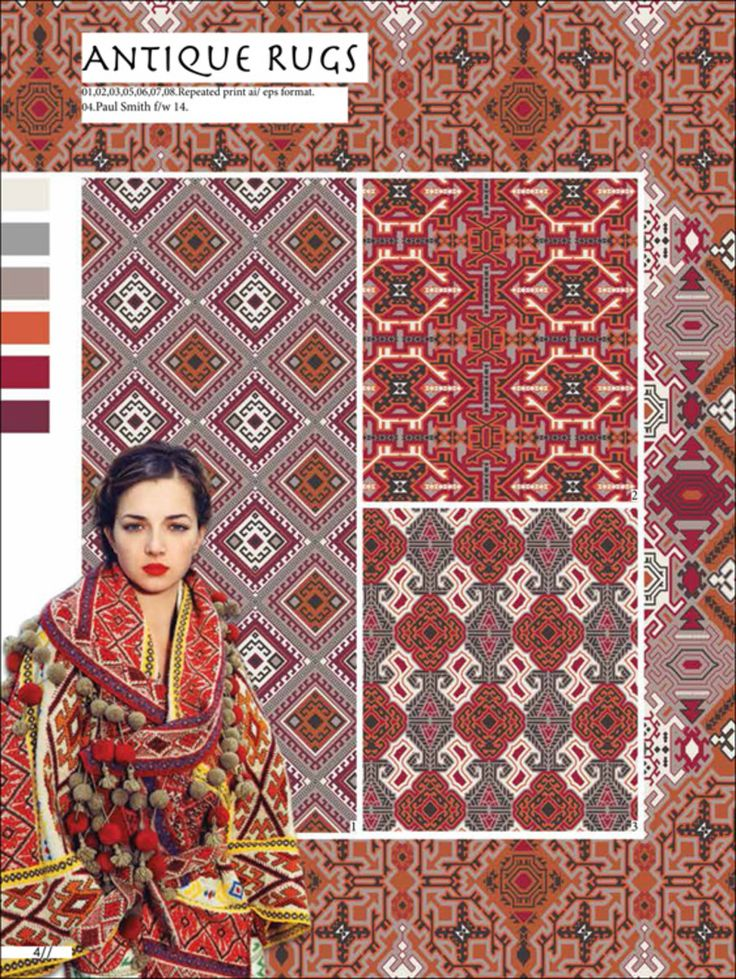 Prints & More, F/W 15/16 | Prints & Patterns