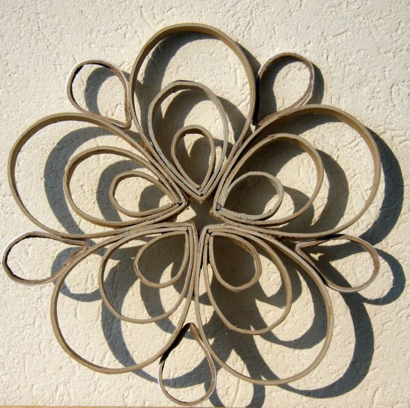 17 best images about toilet paper rolls on pinterest for Cardboard tube flowers