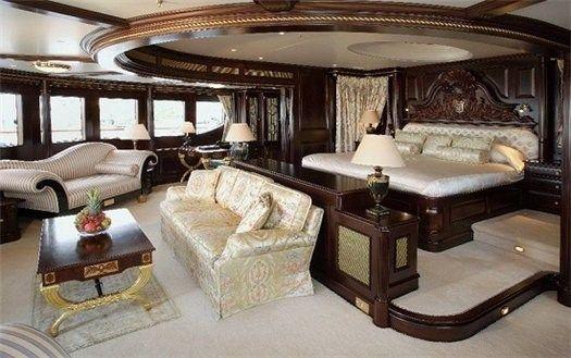 Yachts Master Bedroom – Yacht Interiors –  #boating #yachts #sailing #sailboat #…