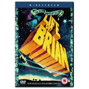 Monty Python's Life of Brian [DVD] [1979]: Amazon.co.uk: Graham Chapman, John Cleese, Michael Palin, Terry Gilliam, Eric Idle, Terry Jones, Terence Bayler, Carol Cleveland, Kenneth Colley, Neil Innes, Charles McKeown, John Young, Denis O'Brien: Film & TV