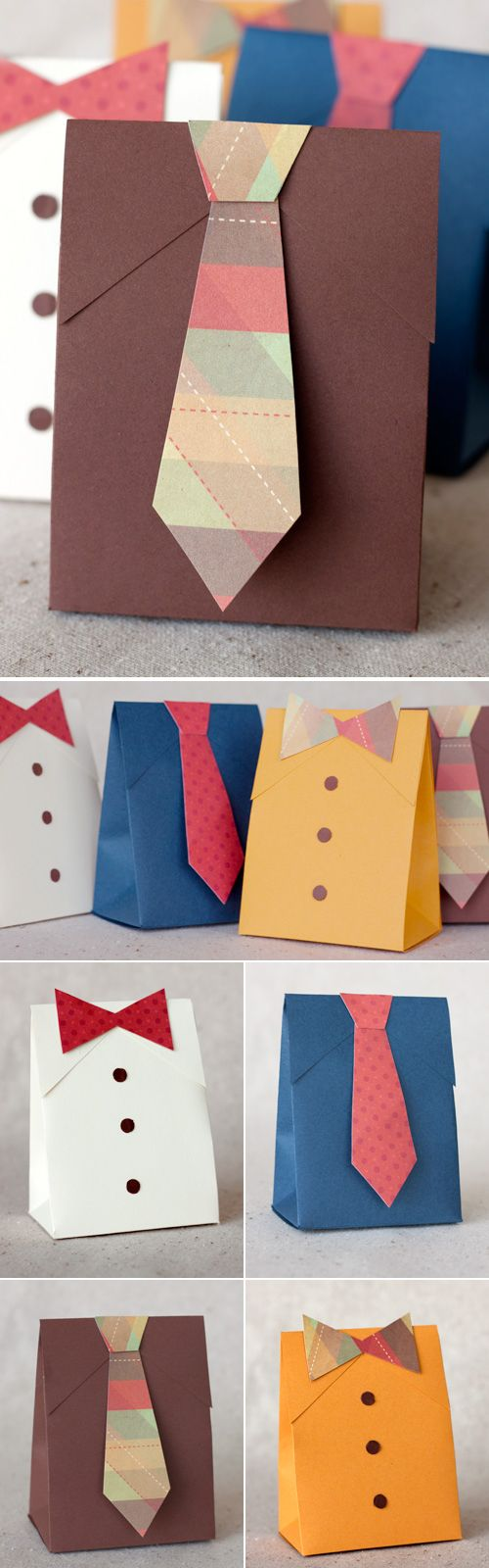 {DIY} Father's Day Gift Boxes
