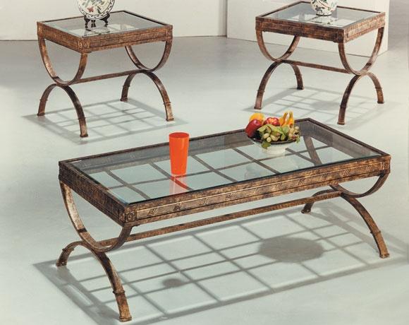Regency 3 Piece Table Set