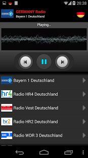 RADIO GERMANY- screenshot thumbnail