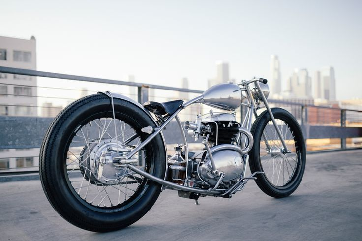 BSA 500 | Hazan Motorworks