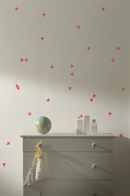 Wall decals from Danish Ferm Living.