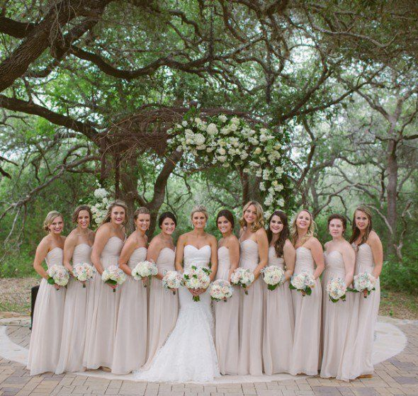 A Texas Hill Country Wedding: Kelsey + Tyler | Loverly | Wedding Planning Made Simple