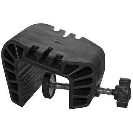 Scotty Rod Holder Portable Clamp Mount, Nylon, with #241, Black