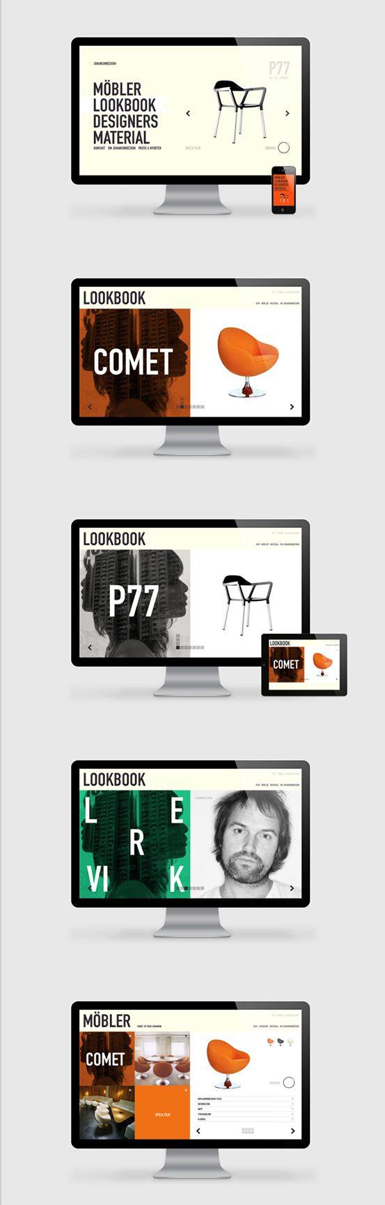 Johanson Design / WEB Art Direction, UI/UX, Web Design