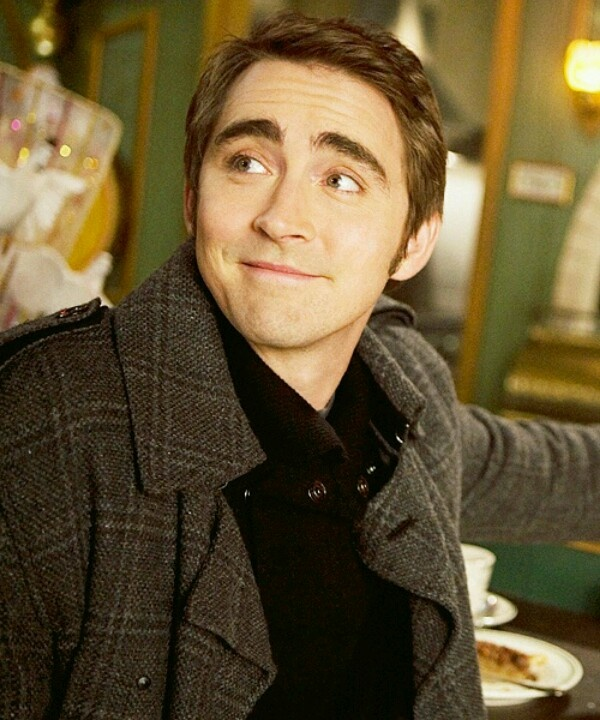 Adorable. Lee Pace.