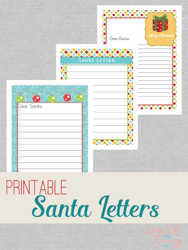 letters to santa lesson plans printable santa letters activities and letter 22075 | 3351c6365a9e15ff7e7f79fca1c50cd6