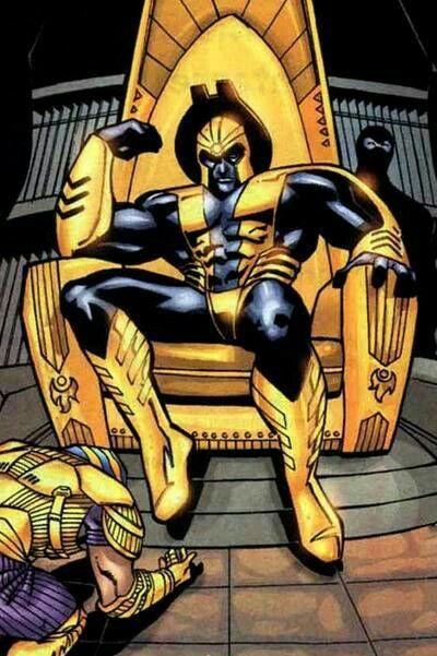 Living monolith in 2020   Marvel villains, Comic villains ...