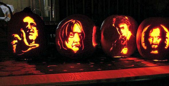 Letture a tema, Jack O'Lanterns e travestimenti letterari e Harry Potter come non ci fosse un domani. Buona settimana di #Halloween con #Bookatini! >>> via @finzionimag