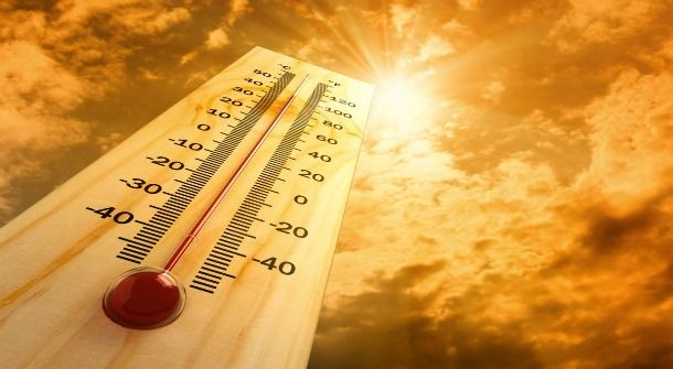 HOT, HOT, HOT: WHAT A HEAT WAVE MEANS FOR LYME PATIENTS