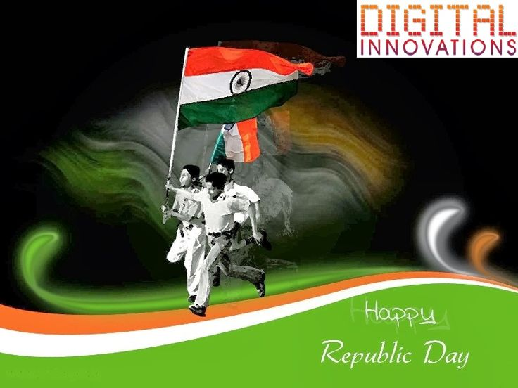 Celebrating the glory of the heritage and sovereignty of our nation. Happy Republic Day! #happyrepublicday  - Regards Digital Innovations
