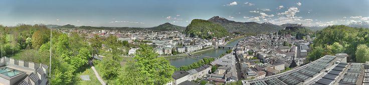 Webcams in Salzburg, aktuelles Wetter und Vorhersage - LIVE - http://www.christianreiter.at/webcams/salzburg.html