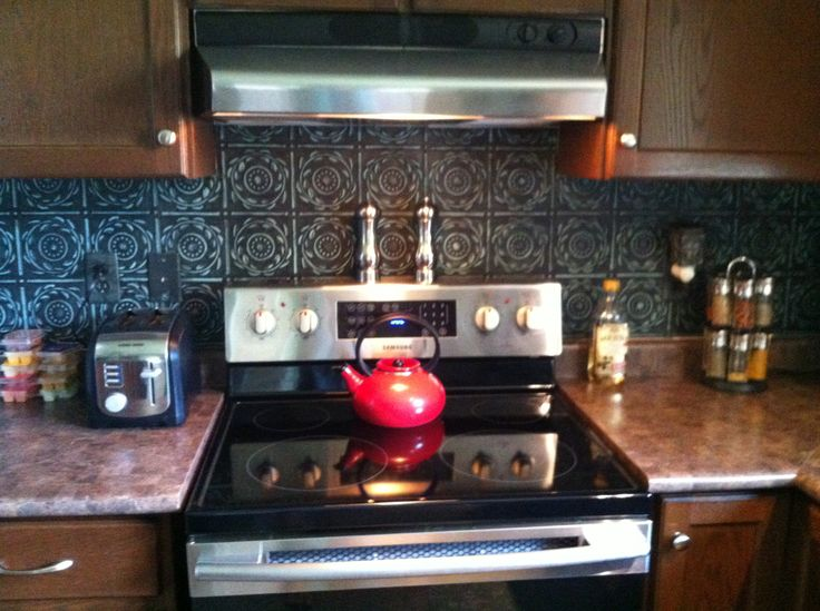 Tin Gl Kitchen Backsplash Ideas With Backsplashes On 1376 Plastic Tiles Furthermore 14892 Tiling