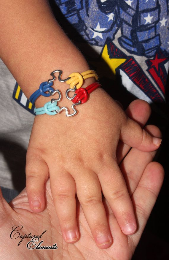 If Zander is able to stand anything on his wrist by that point I will get us matching autism bracelets. Mommy and me ♡