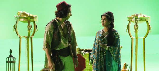 One Upon a Time: Karen David on Jasmine and Aladdin's Chance at a Happy Ending - The TV Junkies