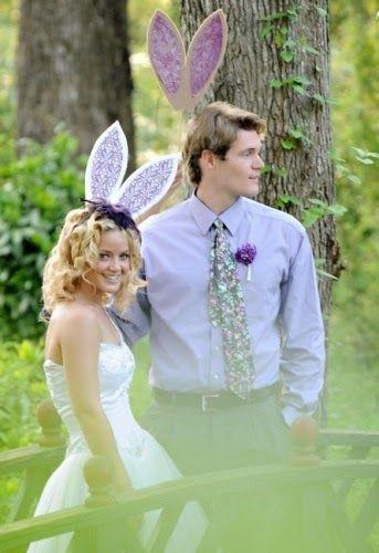 niebieska_podwiązka: Ślub w Wielkanoc