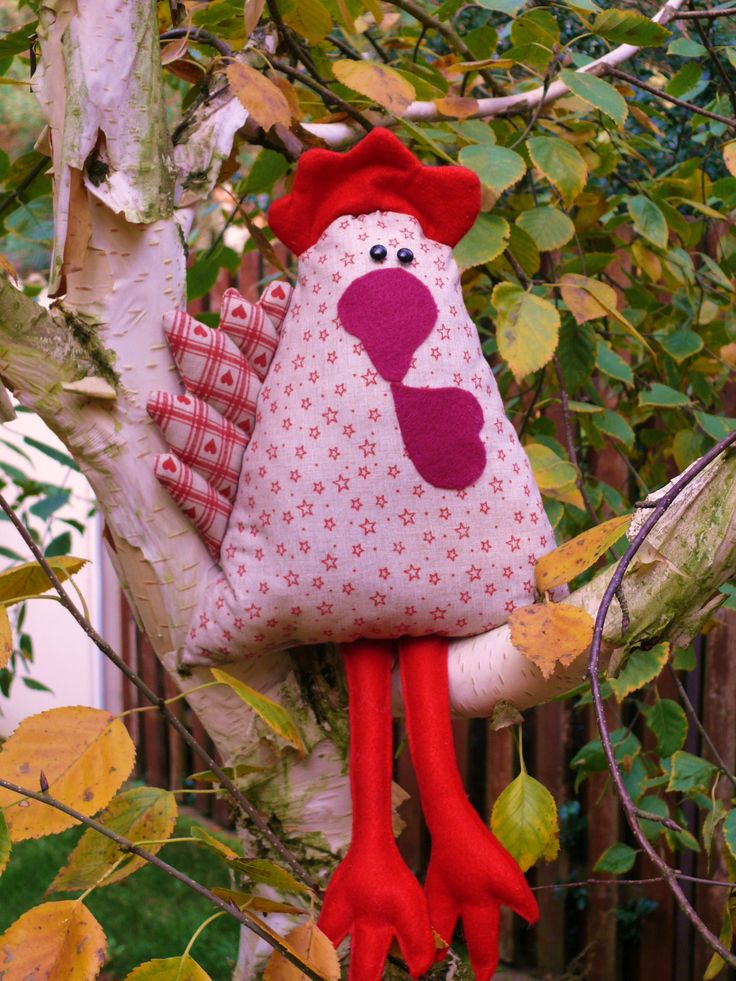 My sewing Rooster