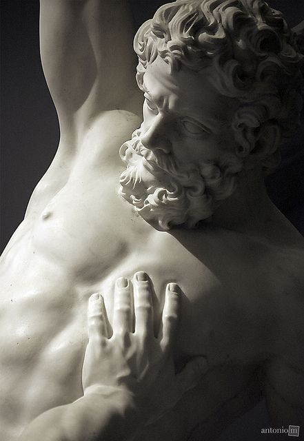 Samson and the Philistines (detail) Vincenzo Foggini, 1749 V&A Museum, London marble