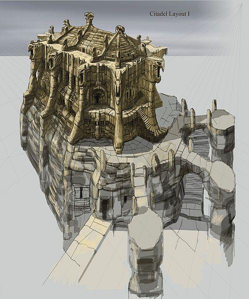 Skyrim Concept Art