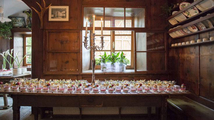 Johannserhof, Villanders (Südtirol) - Catering Hannah & Elia