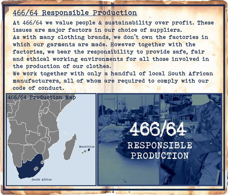 466/64- Fashion with a purpose! #fashion #menswear #ethical #responsible