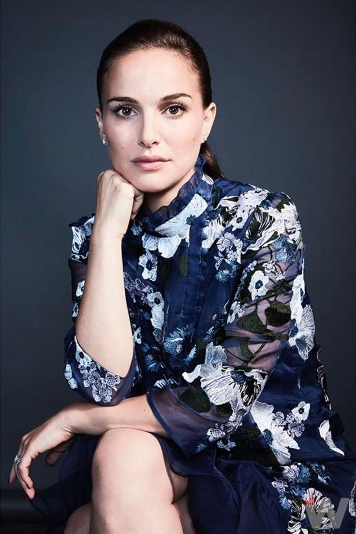 Natalie Portman opens up in an exclusive interview with