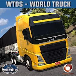 World Truck Driving Simulator Mod Apk Unlimited Money Max Level All