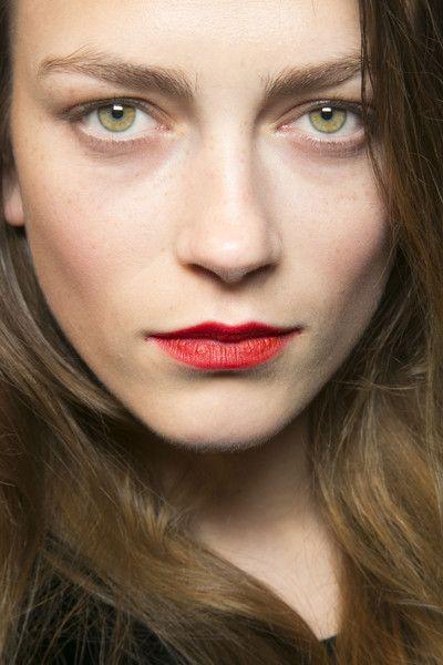 Felder Felder Fall 2013. http://votetrends.com/polls/369/share #makeup #beauty #runway #backstage