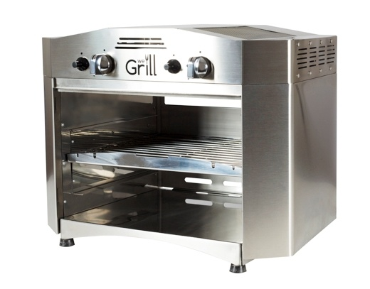 WeGrill without the door - www.wegrill.eu