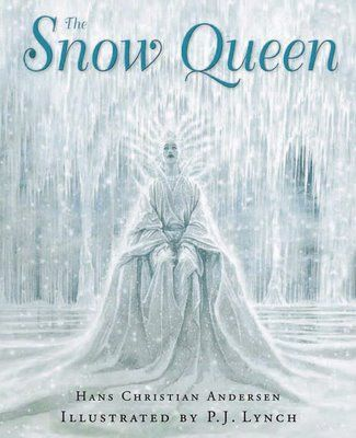 Frozen was loosely based on Hans Christian Anderson's Snow Queen. And I do mean loosely. The original tale is much darker. We're glad Disney used their creative freedom here.