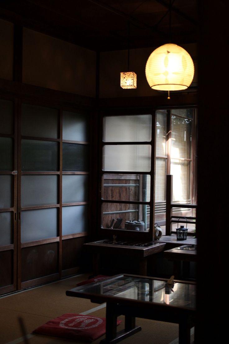 Japanese old folk house