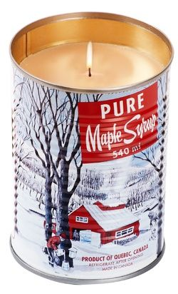 Seracon Maple Tin Can Candle $13.49 - from Well.ca
