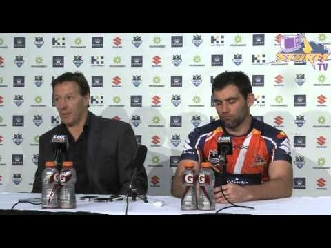 WATCH: Melbourne Storm Rd. 22 v Penrith Panthers Post Match Press Conference