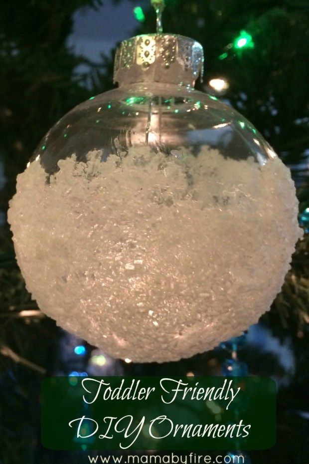 Toddler Friendly DIY Ornaments 563 best Christmas